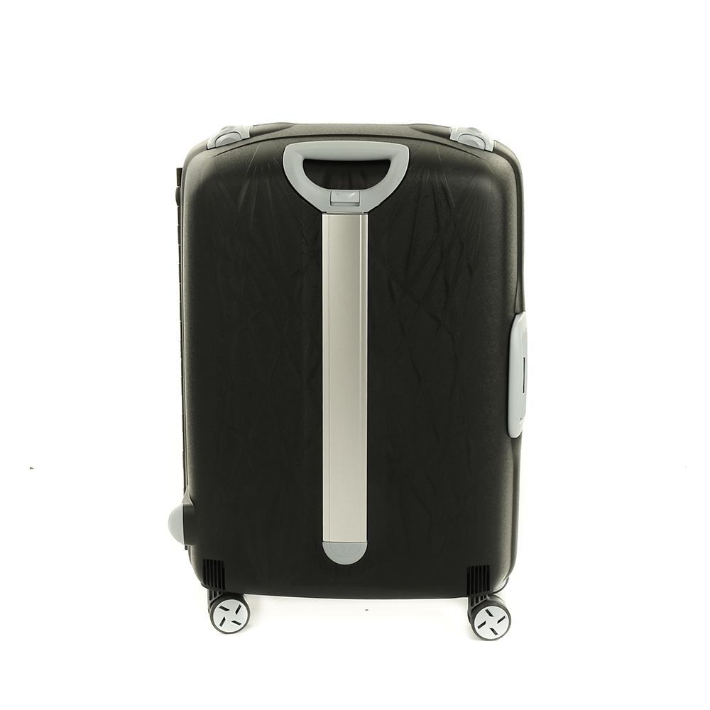 Валіза Airport Roues Cabin Black, 4 колеса, 40x55x20 см
